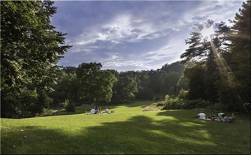 picnic botanicalgarden sioree radnorpa chanticleergardens rosengartenestate