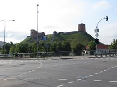 Upper Castle in Vilnius