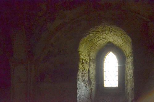 Memleben (Saxe-Anhalt), crypte de l'abbatiale - 12