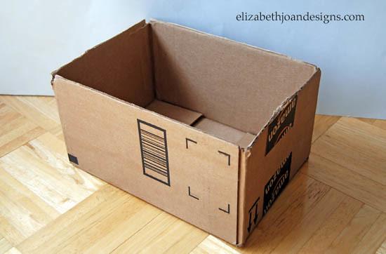 premen krabicu na praktick lo ny box teraz ti povieme ako na to. Black Bedroom Furniture Sets. Home Design Ideas