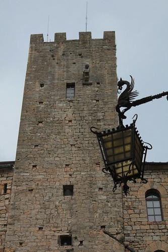 Volterra: giochi di torri e lampioni