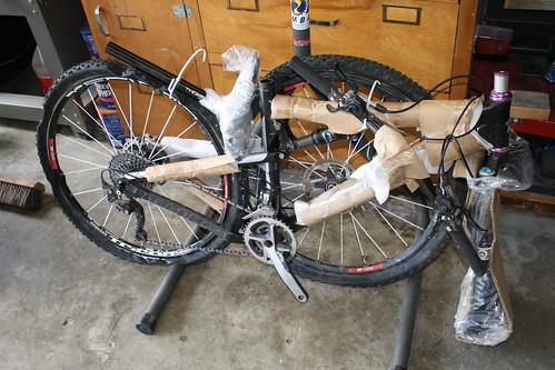 2010 Santa Cruz Blur XC Carbon