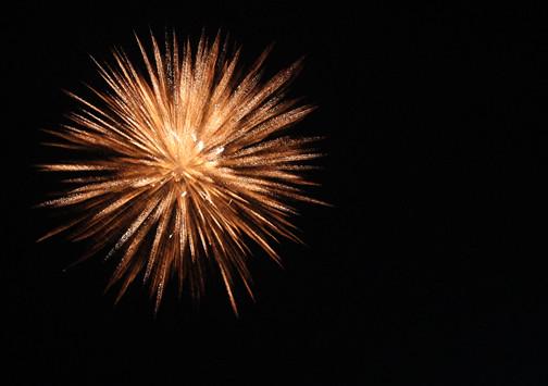 Fireworks, Goa.