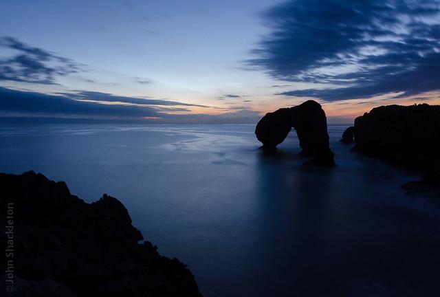 Sunrise - Castro de las Gaviotas, Asturias III