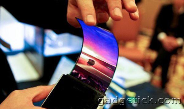 Samsung Note 3 получит гибкий дисплей