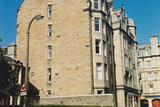 Merchiston Place, Edinburgh, July 1988
