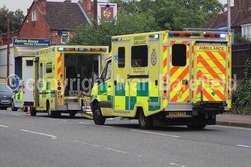 RTC, outside Aldi, Bath Road, Reading - 28.9.13