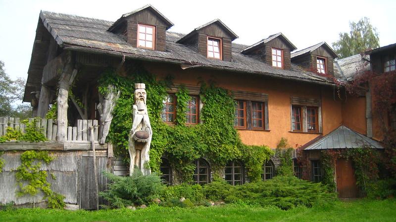 Haupthaus von Galindia