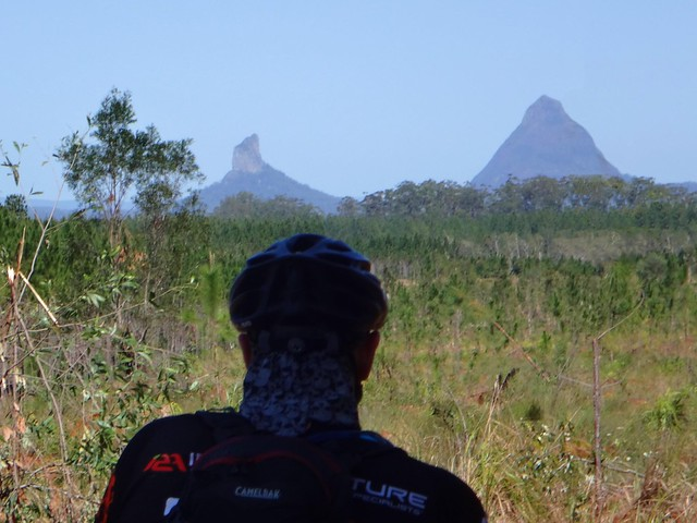 Beerwah and Coonowrin