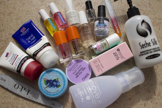 01 summer nail polish marathon