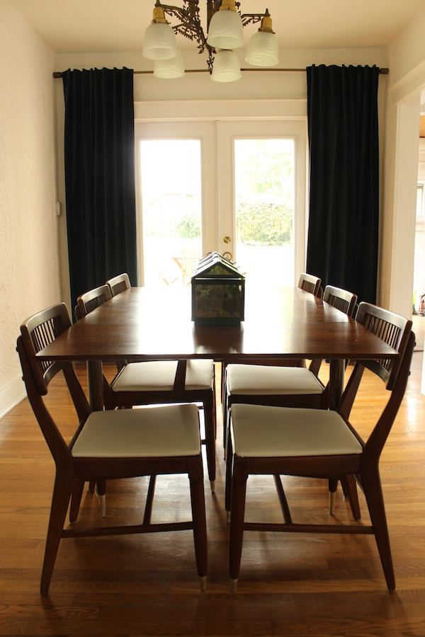 Fabric Paper Glue | Dining Room