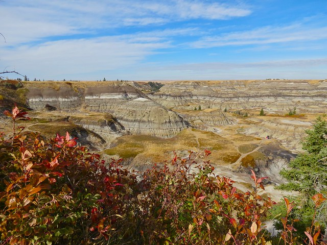 Alberta Badlands by CC user lipstickproject on Flickr