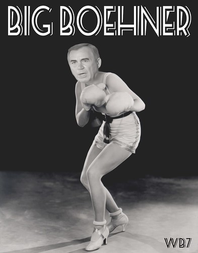 BIG BOEHNER by WilliamBanzai7/Colonel Flick