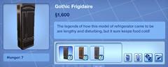 Gothic Frigidaire
