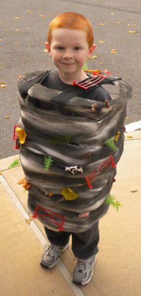 Tornado Costume Pop