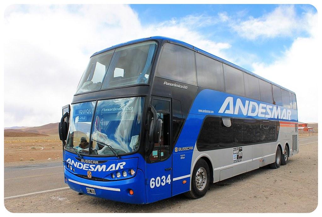 andesmar bus argentina