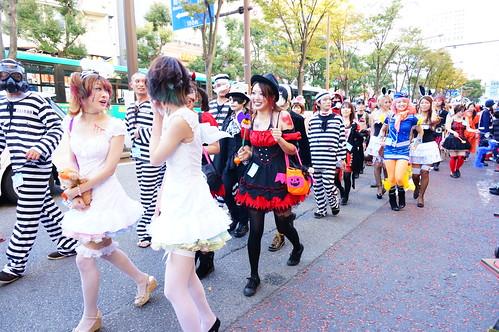 Kawasaki Halloween Parade 2013 111