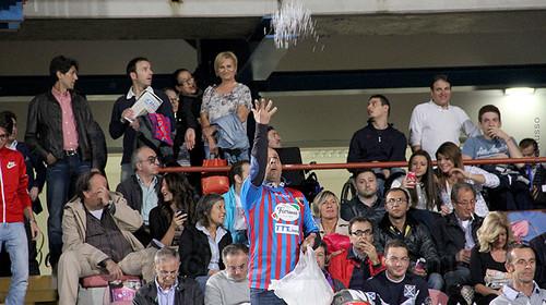 Voci della tribuna b: Catania-Udinese$