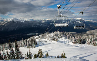 Whistler Blackcomb makes improvements for new season. (Mitch Winton, photocoast.com)