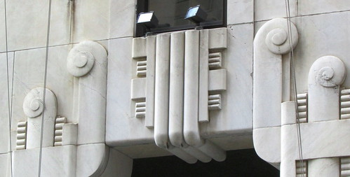 Entrance Detail - 29 Broadway