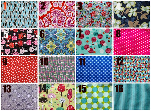 Fabric available