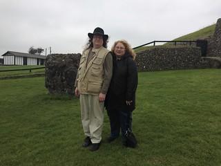 Us at Newgrange