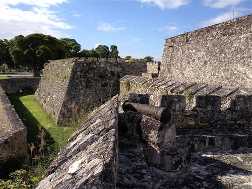 Bacalar Fort 1733, Quintana Roo