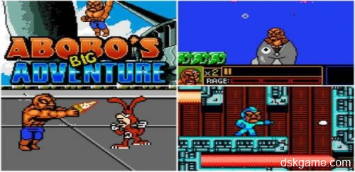 Abobo's Big Adventure home