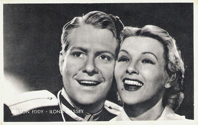 Ilona Massey, Nelson Eddy