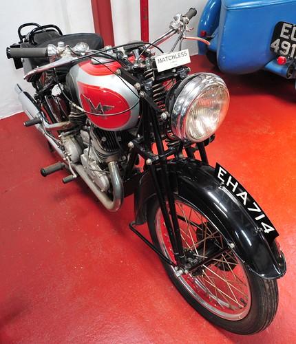 1938 Matchless 1000cc