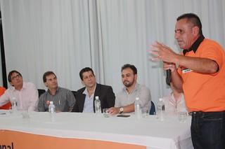 Vereador Luizão, do município de Lorena