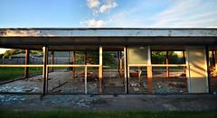 Abandoned glass house 3