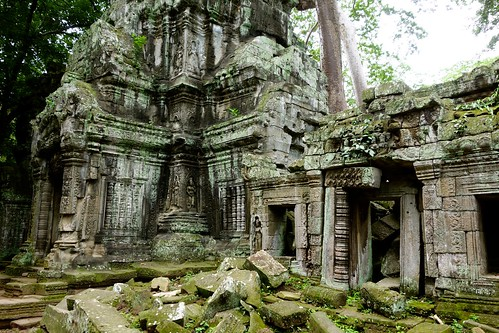 Ta Prohm at Angkor