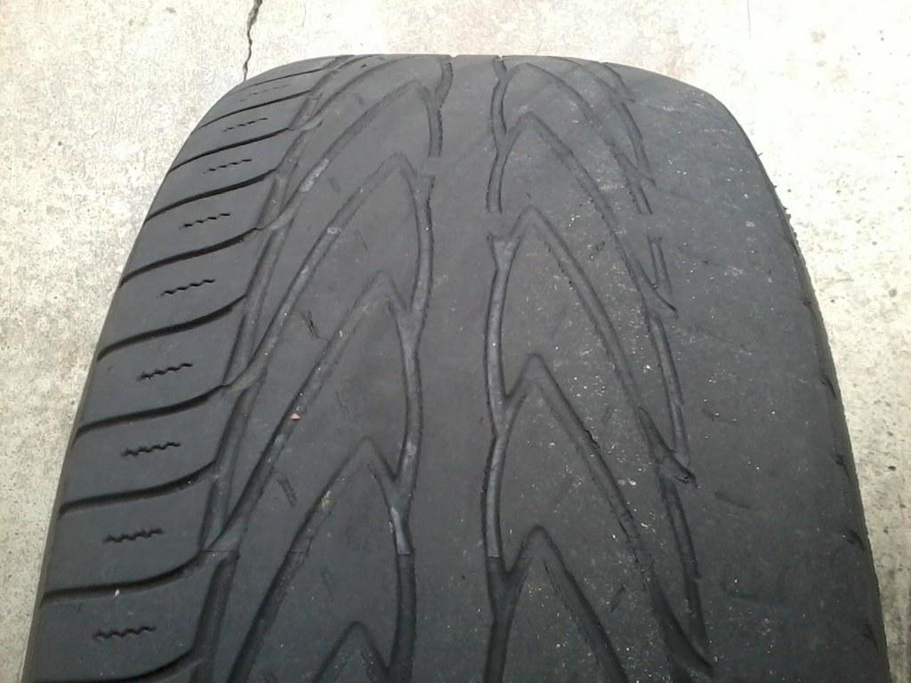 Tire wear - S-10 Forum