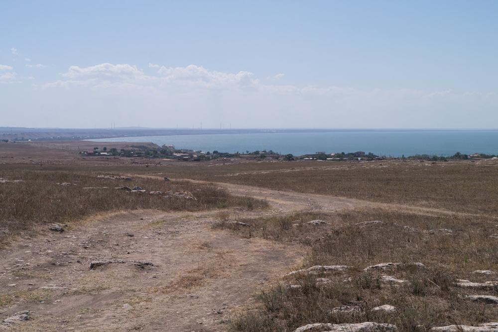 Берегом морів 4. Караларські степи