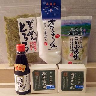 阿桑的購物成果。 #hokkaido #newyear_trip