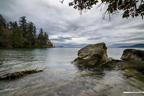 ocean trees sky seascape water stone clouds landscape rocks pacific carving pugetsound chuckanutdrive larrabeestatepark wildcatcove