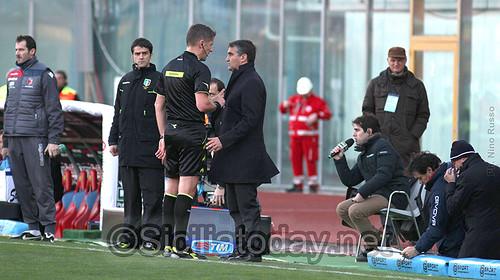 Catania- Bologna 2-0 , le dichiarazioni dei protagonisti$