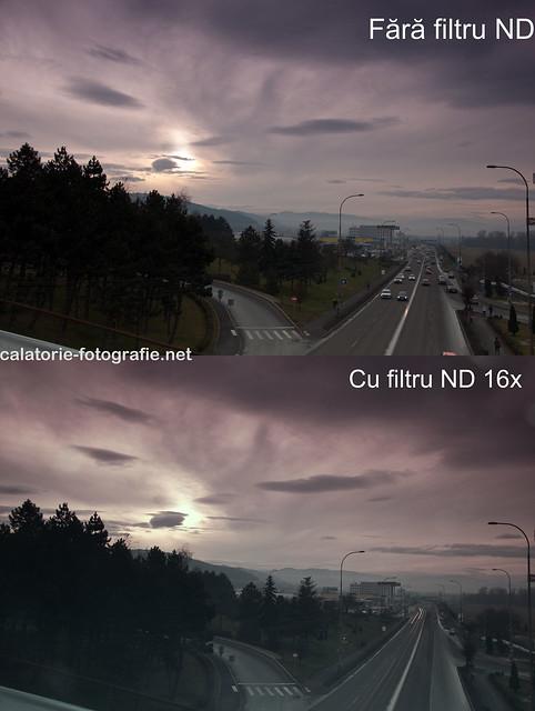 Noapte în plină zi cu filtrul ND 16x pe sistem Cokin P 11869493374_54aed55af2_z