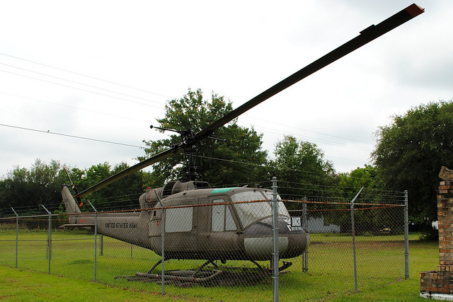 UH-1B Unknown in Hamlet