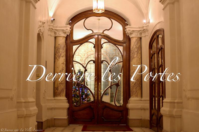 Paris entrances