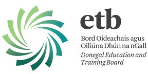 Donegal ETB Logo