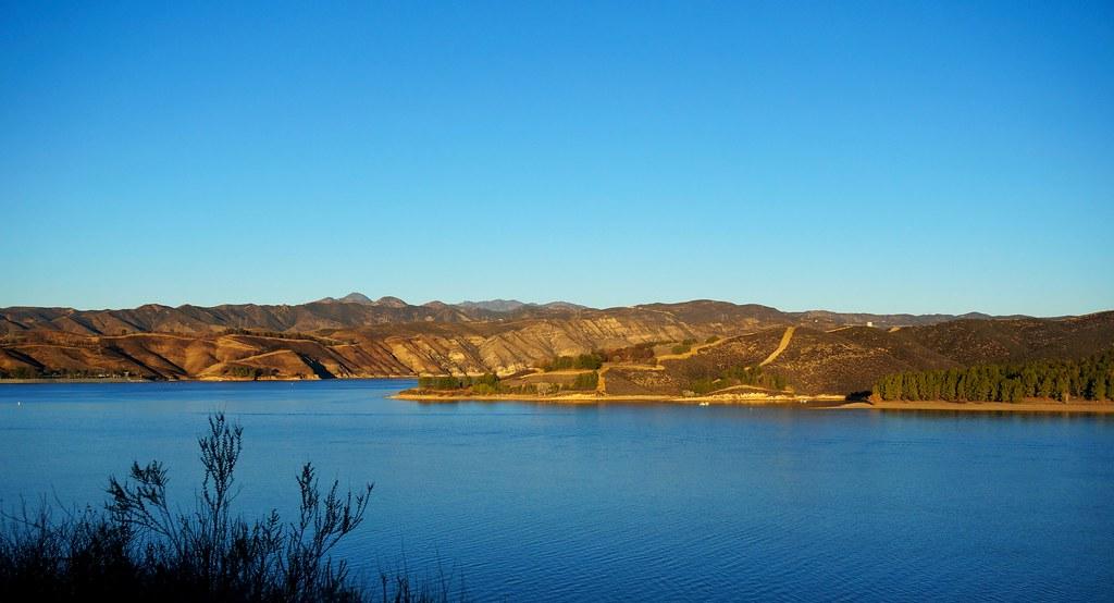 Castaic Lake