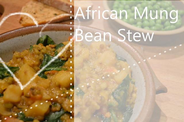 African Mung Bean Stew Title