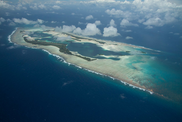 Palmyra Atoll NWR. Photo credit: Erik Oberg/Island Conservation