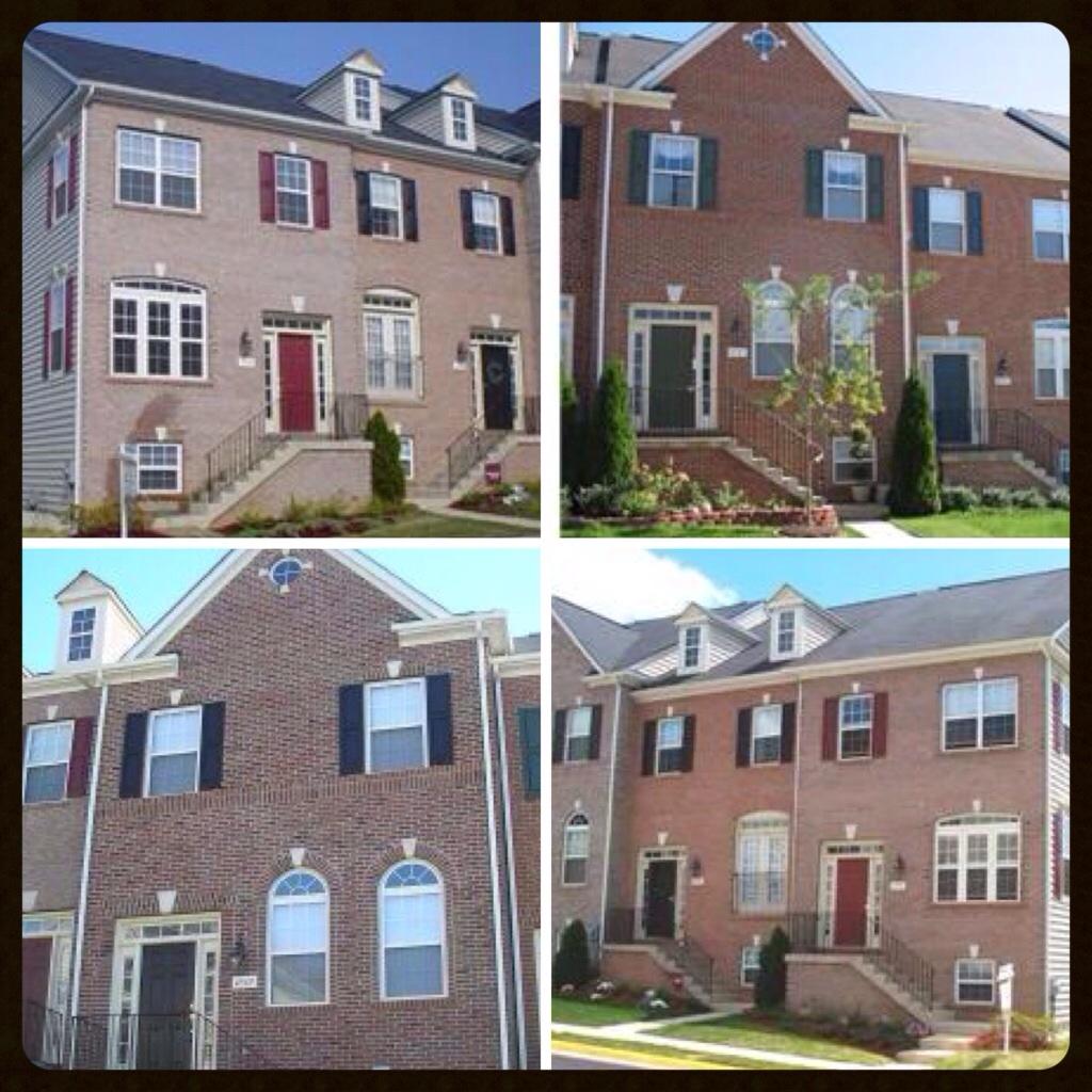 Fairfax Square Apartments: Fair Chase TownHome Community In Fairfax Corner VA