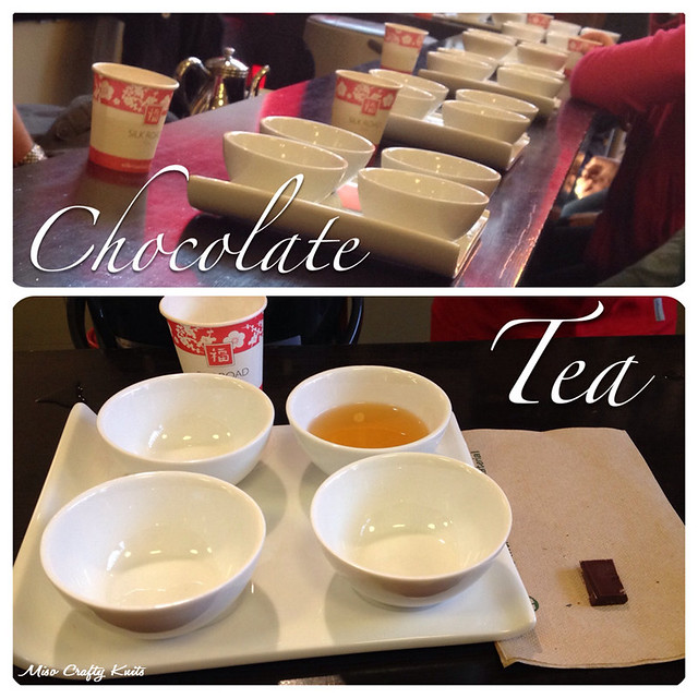 Chocolate and Tea