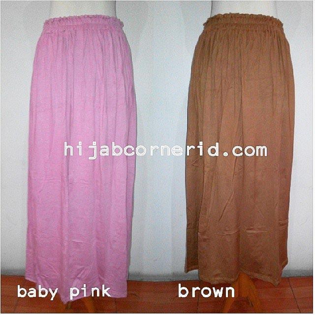 rok panjang spandex