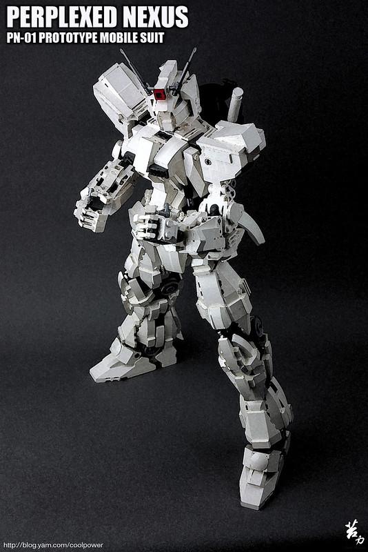 0004 LEGO GUNDUM TYPE-PN-01
