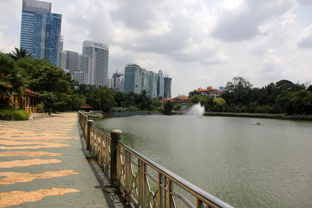 KL Lake Gardens